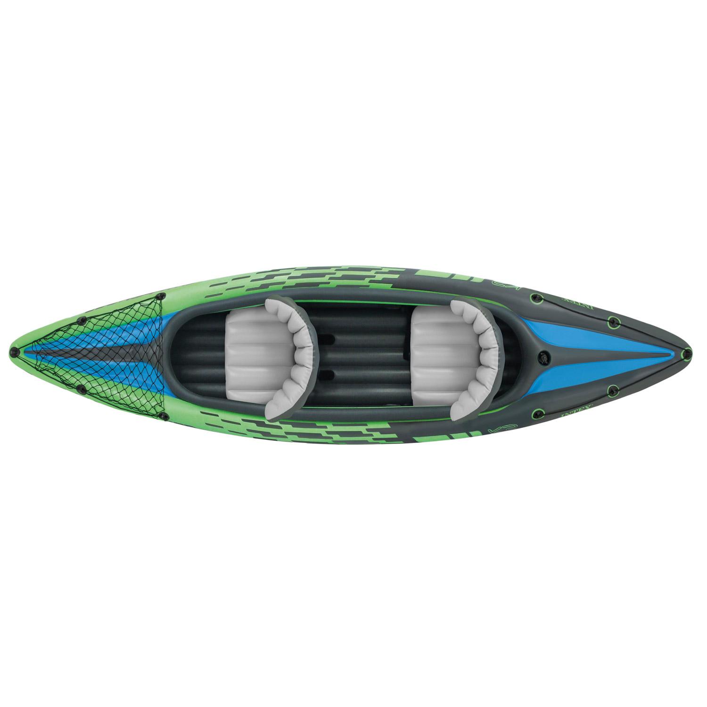 Intex 68306 Boot Schlauchboot Angelboot Kajak Challenger K2
