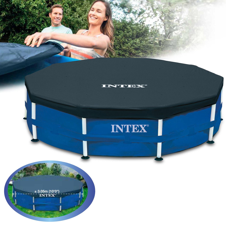Intex 305 Abdeckplane für Frame Pool 28030