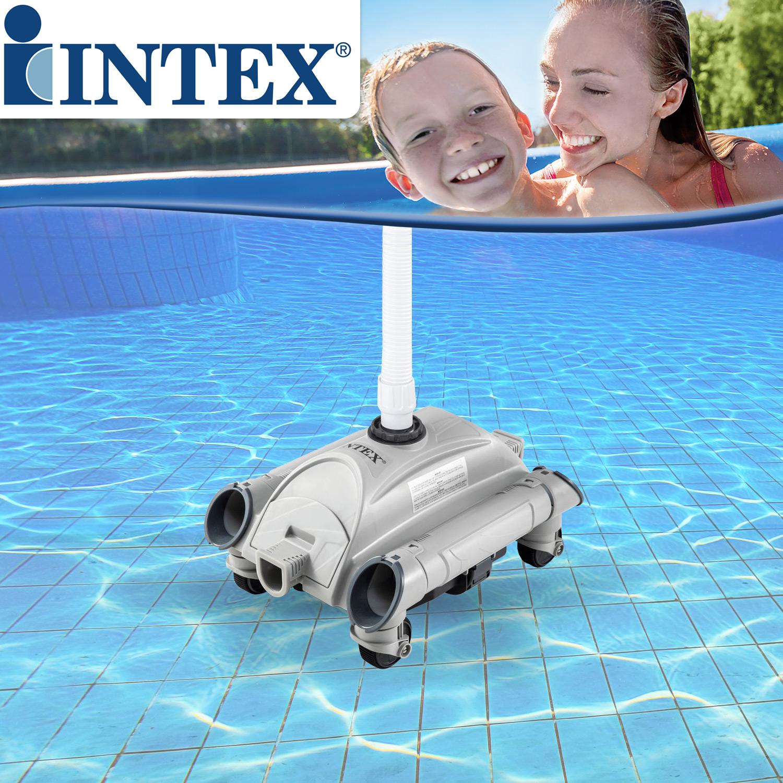 Intex Auto Pool Cleaner Bodenreiniger nur für INTEX Pools Poolroboter